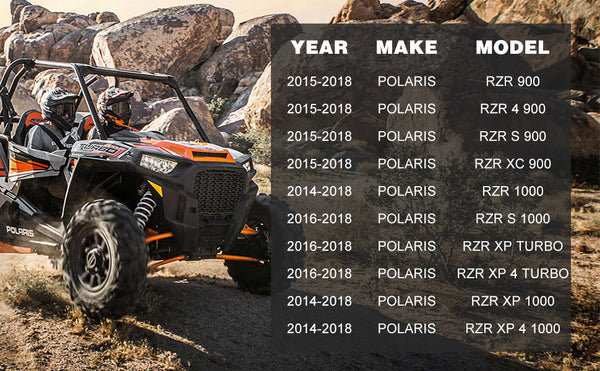 polaris rzr xp 900 windshield