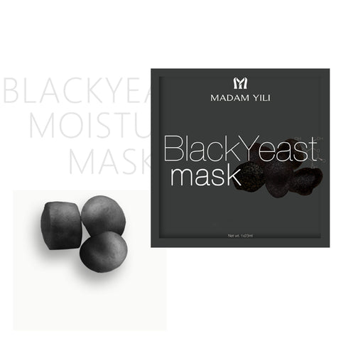 BLACK YEAST MASK