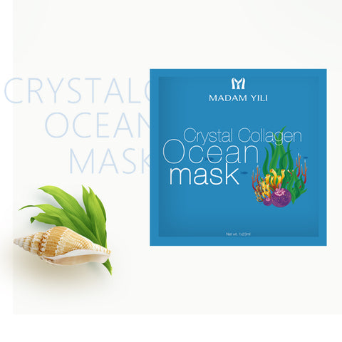 CRYSTAL COLLAGEN OCEAN MASK