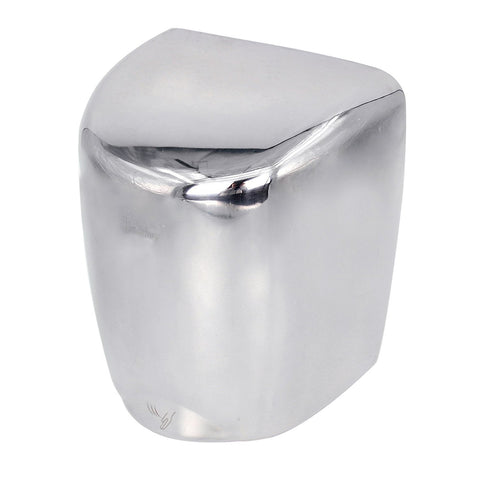 (1 Pack) Heavy Duty 1800 Watts High Speed 90m/s Automatic Commercial Hand Dryer - Stainless Steel