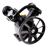 PENSON & CO. 11.2 CFM 120PSI Twin Cylinder Air Compressor Pump 3HP 2 Piston V Style Motor
