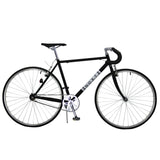 Sports Single Speed Road Bicycle Classic Track Fixed Gear fits up to 6'4""