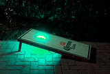 "6"" Set of 2 LED Cornhole Night Light for Bean Bag Toss Board"