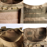 Tactical Molle Combat Vest Airsoft Fully adjustable