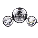 35W motorcycle headlight