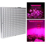 PENSON & CO. 45W 225 LED Hydroponic Grow Light Panel Full Spectrum Indoor Plant Growing Lamp