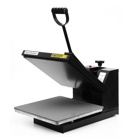"PowerPress 15""x15"" Industrial Digital Sublimation Heat Press Machine"