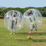 SOLOMONE CAVALLI Bumper Bubble Ball Dia 5' (1.5m) Human Inflatable Bubble Soccer