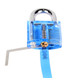 Locksmith Training 11 Pcs Padlock Practice Tools