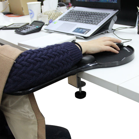 Arm Support Mouse Pad Upgraded Ergonomic Desk Chair Armrest Computer