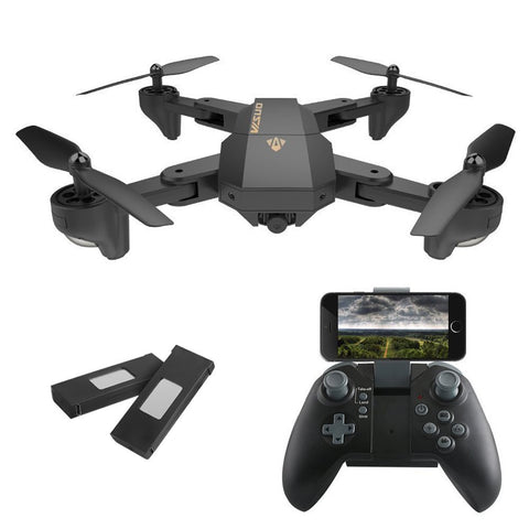 RC Drone Foldable FPV Quadcopter 6-Axis Gyro 120° Wide Angle