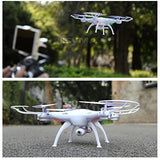 SYMA Quadcopter X5SW 4 Channel w/ Remote Control HD Camera + Real Time Video/Image Transmission