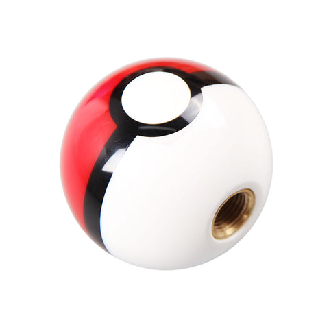 Shift Knob Pokemon Universal Poke Ball for Honda Toyota Acura M10X1.25