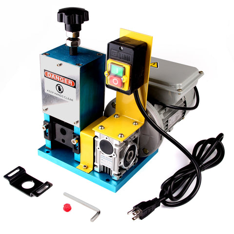 Automatic Cable Stripper Tool Powered Copper Wire Stripping Machine