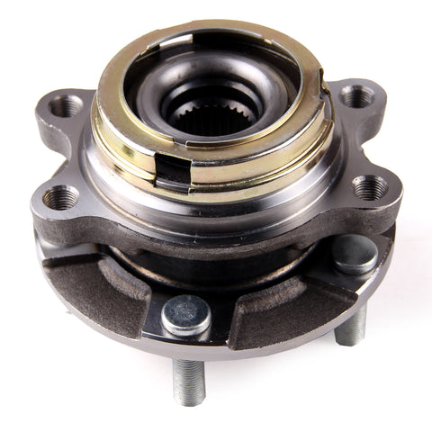 AURELIO TECH Front Driver or Passenger Complete Wheel Hub and Bearing Assembly 513310