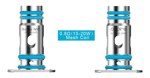 ASPIRE BREEZE NXT REPLACEMENT COILS, Coils, Aspire - Ace Vape Melbourne