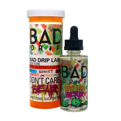 DONT CARE BEAR BY BAD DRIP, JUICES - US, Bad Drip - Ace Vape Melbourne