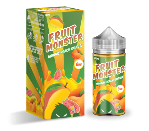 MANGO PEACH GUAVA BY FRUIT MONSTER