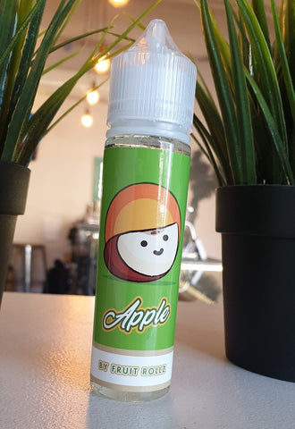 Apple By Fruit Rollz, JUICES, Fruit Rollz - Ace Vape Melbourne