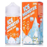 Mangerine Guava by Ice Monster, JUICES - US, JAM MONSTER - Ace Vape Melbourne