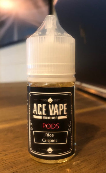 RICE CRISPIES - PODS, JUICES, Ace Vape Pods - Ace Vape Melbourne