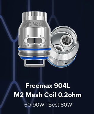 Freemax M Pro 904L replacement mesh coils