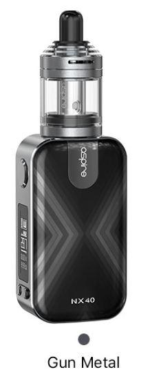 ASPIRE ROVER 2 KIT 40W WITH NAUTILUS XS MTL TANK, STARTER KITS, Aspire - Ace Vape Melbourne