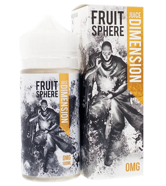 Fruit Sphere by Juice Dimension, JUICES - US, Juice Dimension - Ace Vape Melbourne