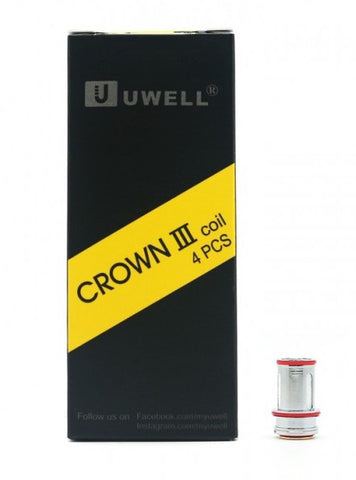 UWELL CROWN V3 REPLACEMENT COILS, Coils, Uwell - Ace Vape Melbourne