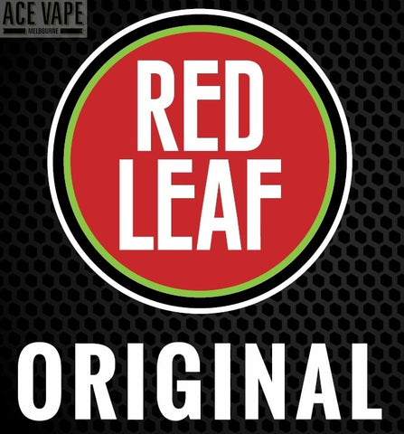 RED LEAF - Ace Vape