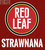 Strawnana by Red Leaf, JUICES, Red Leaf - Ace Vape Melbourne