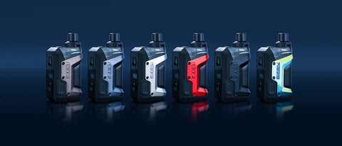 Geekvape Aegis Hero Pod Kit - Colours| Ace Vape Melbourne