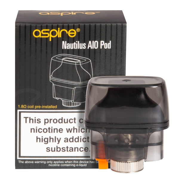 Nautilus AIO Replacement Pods, Coils, Aspire - Ace Vape Melbourne
