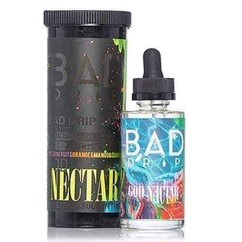 GOD NECTAR BY BAD DRIP, JUICES - US, Bad Drip - Ace Vape Melbourne