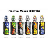 freemax maxus kit colors