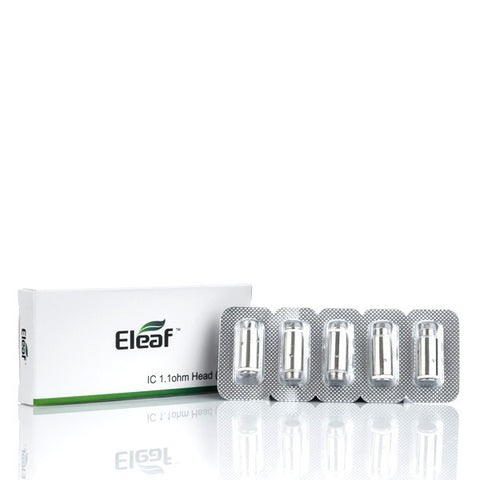 ELEAF IC 1.1 OHM COIL FOR ICARE, Coils, Eleaf - Ace Vape Melbourne