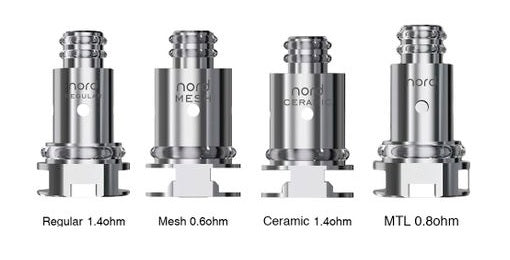 SMOK Nord 1 & 2 Replacement Coil 5pcs, Coils, SMOK - Ace Vape Melbourne