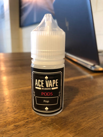 POP - PODS, JUICES, Ace Vape Pods - Ace Vape Melbourne