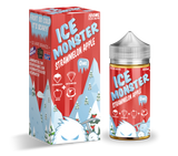 STRAWMELON APPLE - ICE MONSTER, JUICES - US, JAM MONSTER - Ace Vape Melbourne