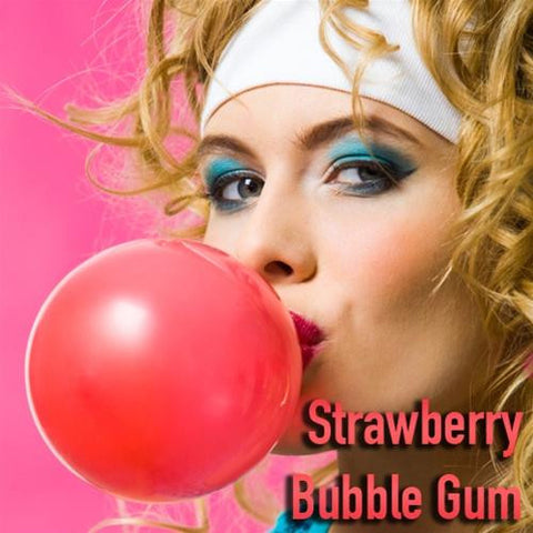 STRAWBERRY BUBBLEGUM, JUICES, Ace Vape - Ace Vape Melbourne