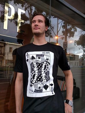 ACE VAPE T-SHIRTS, ACCESSORIES, Ace Vape - Ace Vape Melbourne