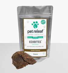Pet Treats: CBD Hemp Oil Edibites