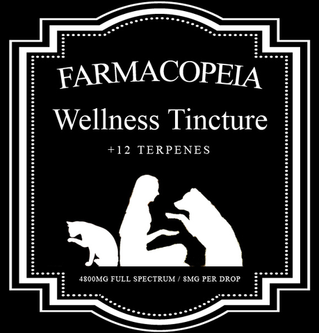 Farmacopeia Pet Wellness Tincture