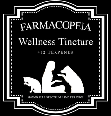Farmacopeia Concentrated Wellness Tincture