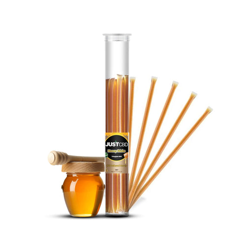 JustCBD Honey Sticks – 10 Sticks
