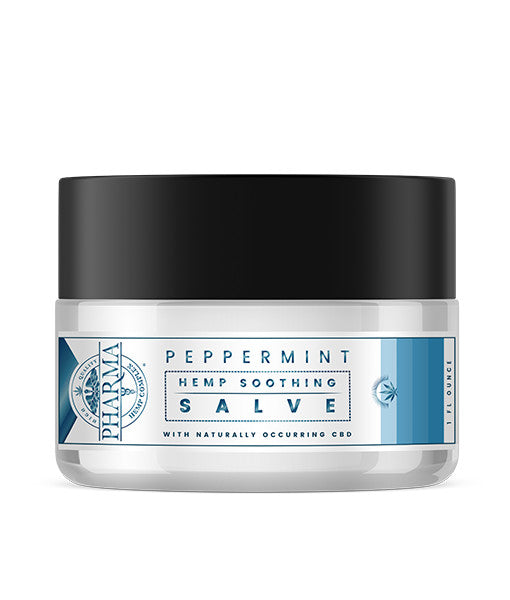 Peppermint Soothing Salve