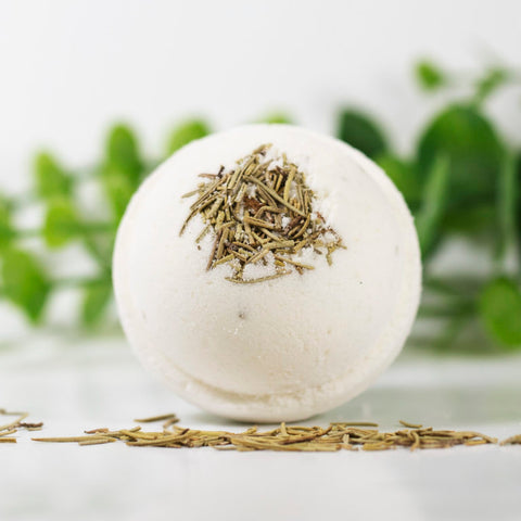 CBD Bath Bomb Relief – 100mg CBD with Peppermint & Eucalyptus