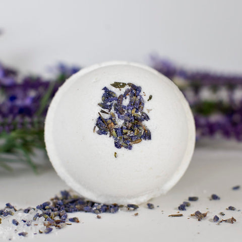 CBD Bath Bomb – Relax 100mg CBD with Lavender & Aloe Vera