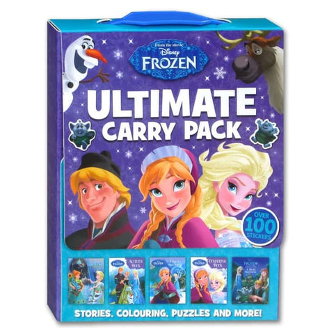 Disney Princess FROZEN ULTIMATE CARRY PACK NEW!!!! - Children Store Co.