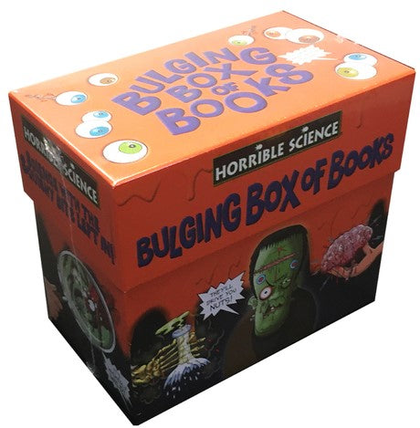 Kids/Children Horrible Science Bulging Box 20 Book Box Set Ages 7+  Brand New!!! - Children Store Co.